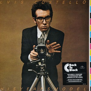 vinyl LP ELVIS COSTELLO This Ears Model