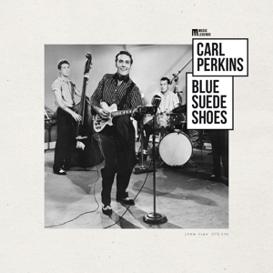 vinyl LP CARL PERKINS Blue Suede Shoes