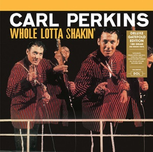 vinyl LP CARL PERKINS Whole Lotta Shakin'