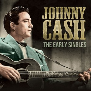 vinyl LP  Johnny Cash ‎ The Early Singles