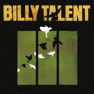 vinyl LP BILLY TALENT BILLY TALENT III