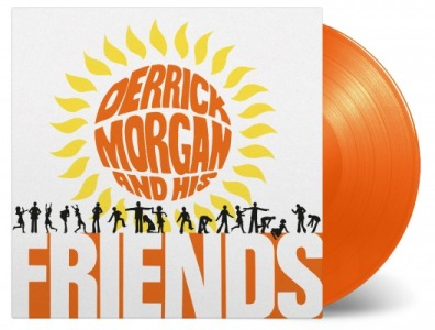 vinyl LP DERRICK MORGAN Derrick Morgan and His Friends