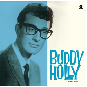 vinyl LP BUDDY HOLLY Second Album