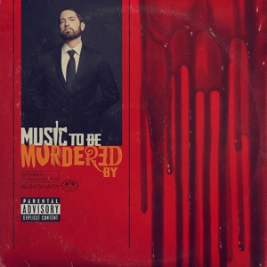 vinyl 2LP EMINEM Music To Be Murdered By