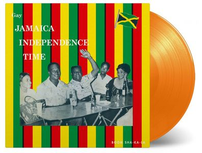 vinyl LP VARIOUS ARTISTS GAY JAMAICA INDEPENDENCE TIME (BOOM SHA-KA-LA)
