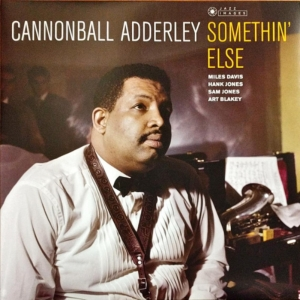 vinyl LP Cannonball Adderley ‎Somethin' Else (Deluxe edition)