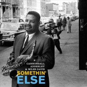 vinyl LP  Cannonball Adderley ‎Somethin' Else