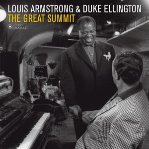 vinyl LP  Louis Armstrong & Duke Ellington The Great Summit