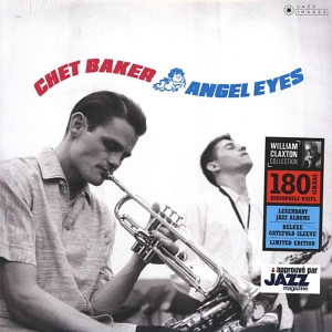 vinyl LP  Chet Baker ‎Angel Eyes