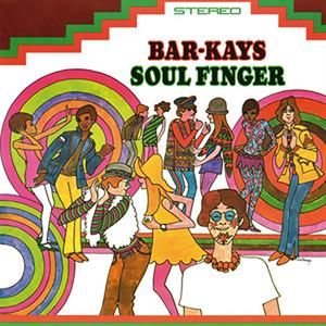 vinyl LP Bar-Kays ‎– Soul Finger