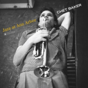 vinyl LP  Chet Baker  Jazz at Ann Arbor
