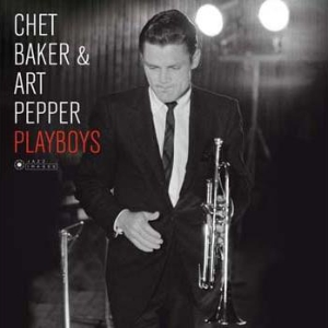 vinyl LP  Chet Baker & Art Pepper Playboys