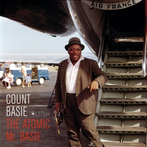 vinyl LP  Count Basie ‎The Atomic Mr. Basie