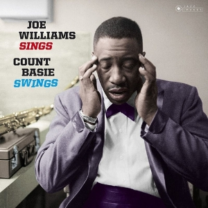 vinyl LP  Joe Williams, Count Basie Orchestra Joe Williams Sings, Count Basie Swings