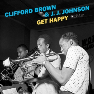 vinyl LP  Clifford Brown & J.J. Johnson ‎ Get Happy
