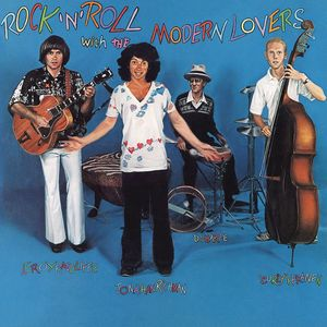 vinyl LP THE MODERN LOVERS ROCK 'N ROLL WITH THE MODERN LOVERS