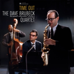 vinyl LP The Dave Brubeck Quartet ‎Time Out