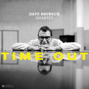 vinyl LP The Dave Brubeck Quartet Time Out