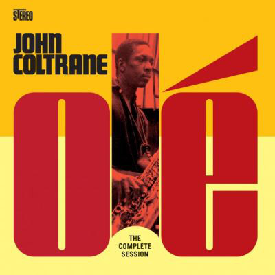 vinyl LP John Coltrane Olé (The Complete Session)