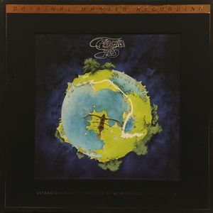 vinyl 2LP Yes Fragile (Mofi)