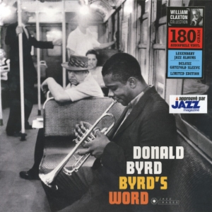 vinyl LP Donald Byrd Byrd's Word