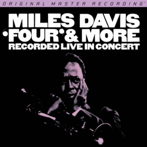 SACD  Miles Davis 'Four' & More Recorded Live In Concert (Mofi)