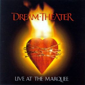 vinyl LP  Dream Theater ‎– Live At The Marquee (Red vinyl)