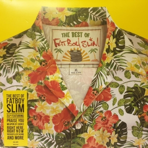 vinyl 2LP  Fatboy Slim ‎The Best Of Fatboy Slim