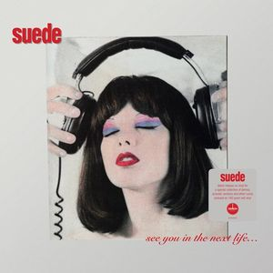vinyl LP SUEDE See You In The Next Life