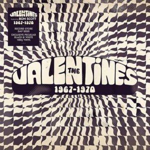 vinyl LP The Valentines 1967-1970