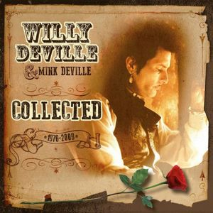vinyl 2LP Willy DeVille & Mink DeVille ‎Collected (1976-2009