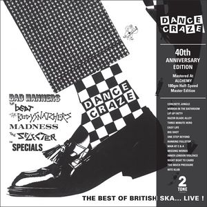 vinyl LP Various Dance Craze