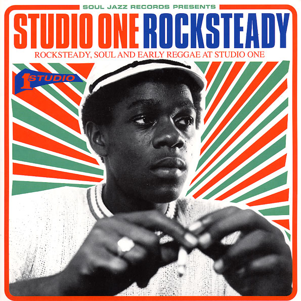 vinyl 2LP STUDIO ONE ROCKSTEADY