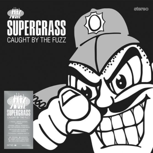 "vinyl 10"" Supergrass Caught By The Fuzz"