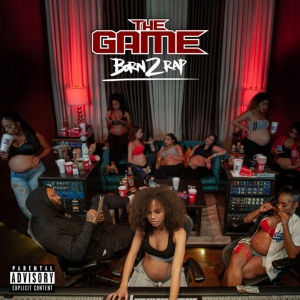 vinyl 3LP The Game Born 2 Rap
