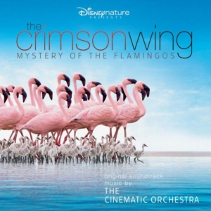 vinyl 2LP CINEMATIC ORCHESTRA THE CRIMSON WING: MYSTERY OF THE FLAMINGOS / LTD / RSD