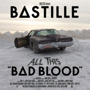 vinyl 2LP BASTILLE  ALL THIS BAD BLOOD / LTD / RSD
