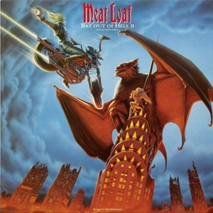 vinyl 2LP MEAT LOAF BAT OUT OF HELL II: BACK INTO HELL / LTD / RSD