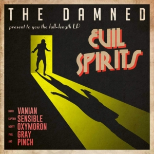 vinyl LP THE DAMNED EVIL SPIRITS / LTD / RSD / GREEN