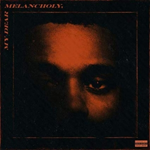 vinyl LP THE WEEKND MY DEAR MELANCHOLY / LTD / RSD