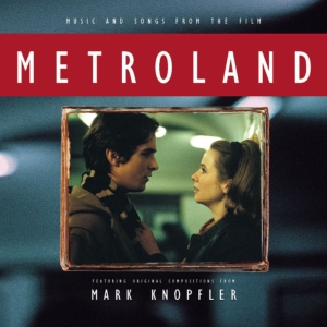 vinyl LP Mark Knopfler - Metroland