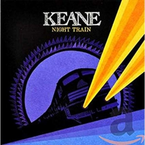 vinyl LP KEANE NIGHT TRAIN / TRANSPARENT ORANGE / LTD / RSD