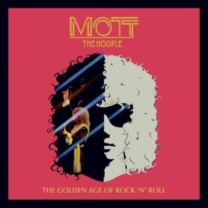 vinyl 2LP Mott The Hoople The Golden Age of Rock 'n' Roll