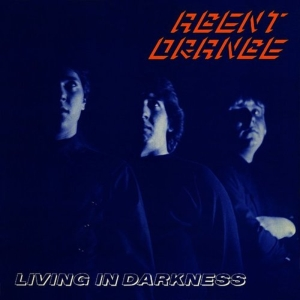 vinyl LP Agent Orange Living In Darkness