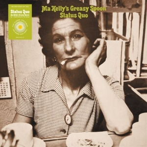 "vinyl LP Status Quo - Ma Kelly's Greasy Spoon (50th Anniversary ""Fried egg"" Edition)"