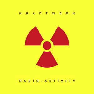 vinyl LP KRAFTWERK RADIO-ACTIVITY (TRANSPARENT YELLOW VINYL) / GB