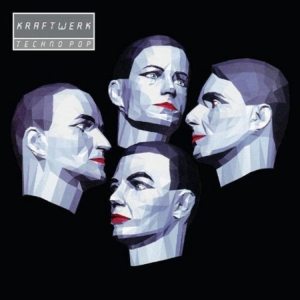 vinyl LP KRAFTWERK TECHNO POP (SILVER VINYL) / GB