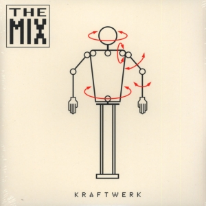 2LP KRAFTWERK THE MIX (WHITE VINYL) / GER