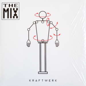 2LP KRAFTWERK THE MIX (WHITE VINYL) / GB