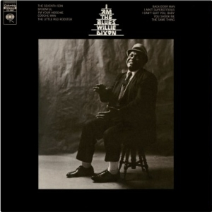 vinyl LP WILLIE DIXON I AM THE BLUES